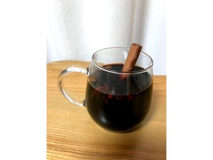 自宅で簡単にスパイスの効いたホットワイン