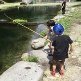 釣りとBQ