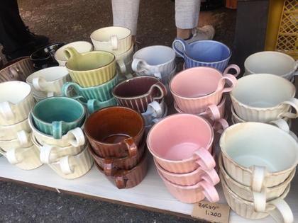 益子陶器市(春)